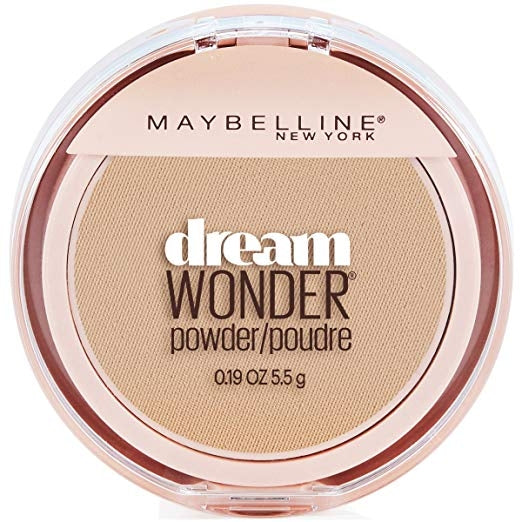 Maybelline Dream Wonder Powder - sandy beige #60