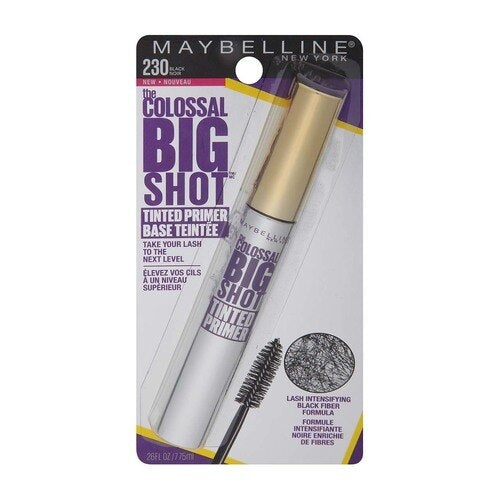 Maybelline Volum' Express The Colossal Big Shot Mascara - black #230