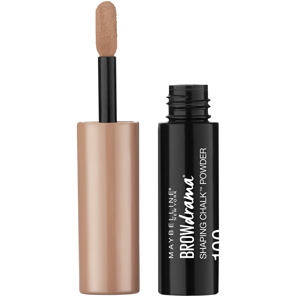 Maybelline Brow Drama Shaping Chalk - Blonde #100