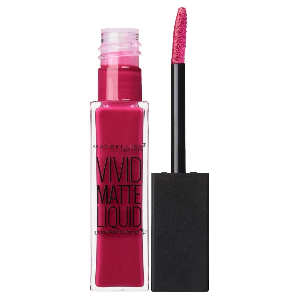 Maybelline VIVID MATTE LIQUID ColorSensational Lip - berry boost #40