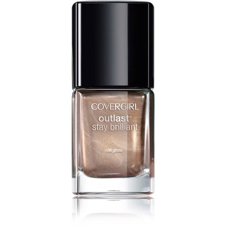 Covergirl Outlast Stay Brilliant Nail Polish - Mink #231