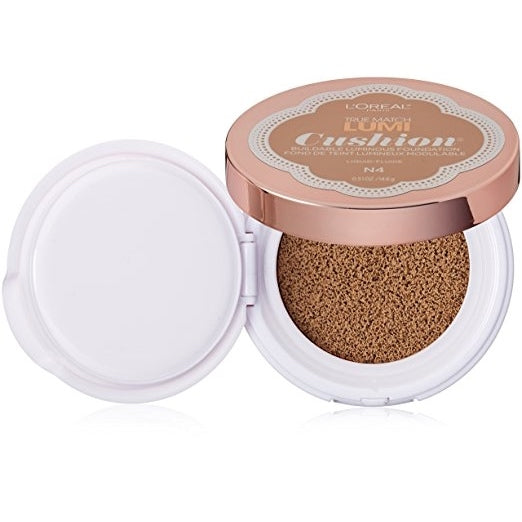 L'Oreal Tru Match Lumi Cushion Foundation - #N4 Buff Beige