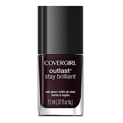 Covergirl Outlast Stay Brilliant Nail Polish - Nemesis #195
