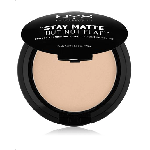 NYX Stay Matte Powder Foundation - #SMP02 Nude