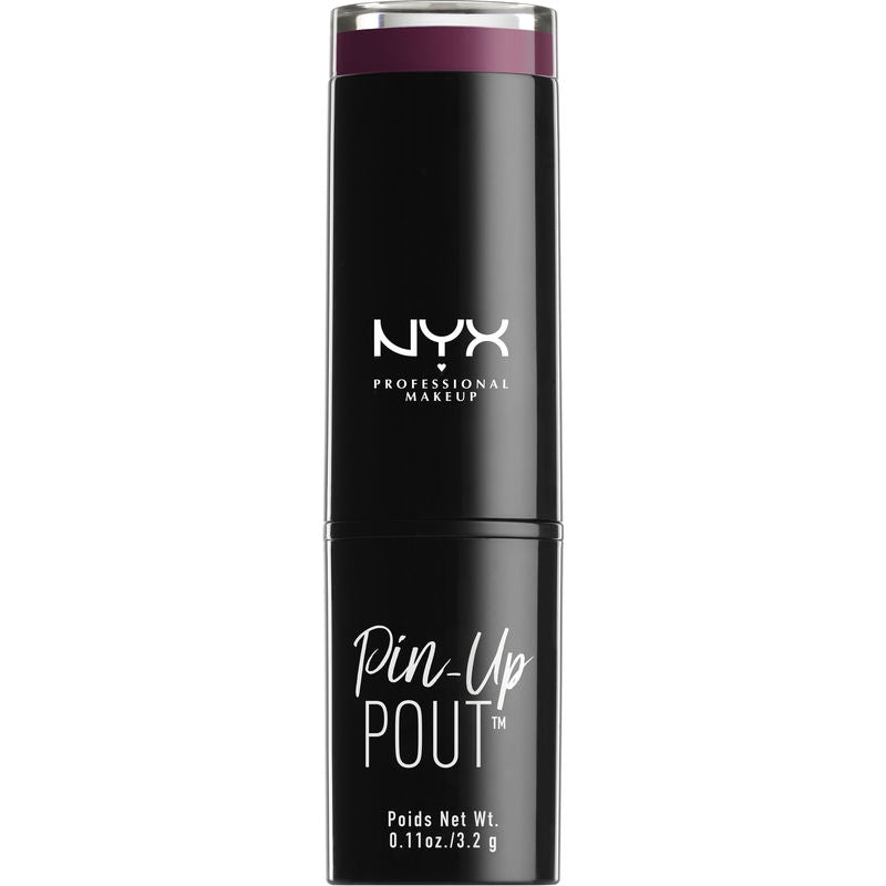 NYX Pin Up Pout Lipstick - flashy #23