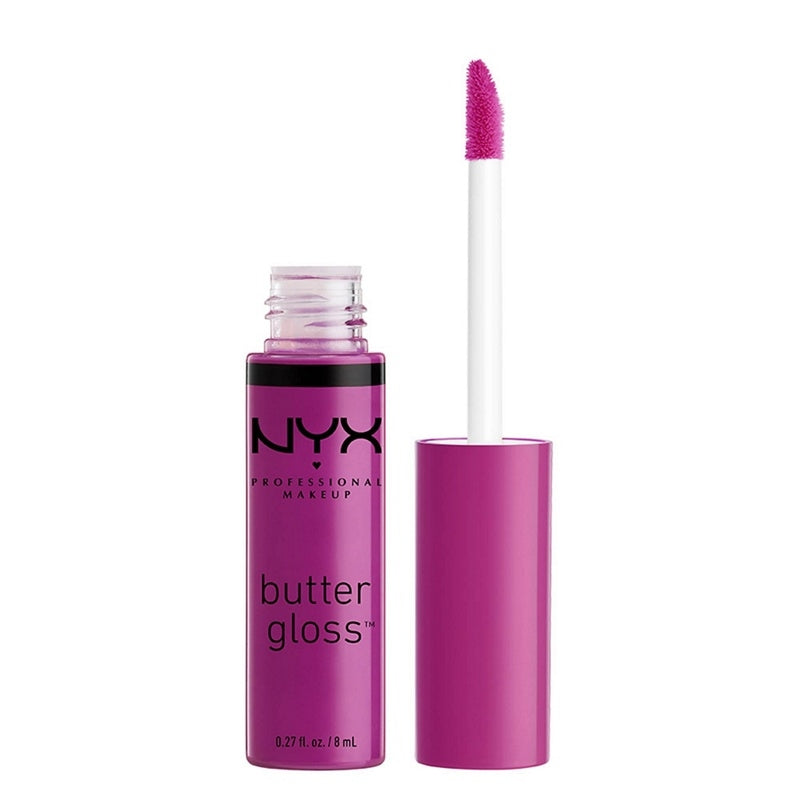 NYX Butter Gloss - RASBERRY TART #BLG21