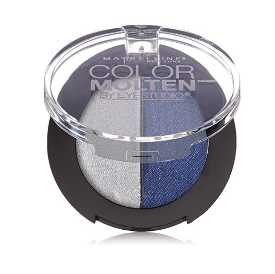 Maybelline Eye Studio Color Molten Cream Eye Shadow - #304 Sapphire Mist