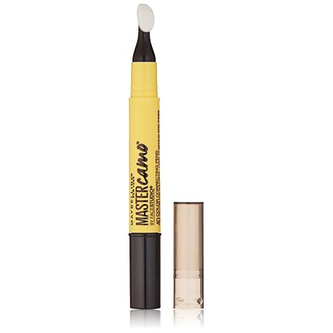 Maybelline Master Camo Color Correcting Pen - Yellow for Dullness - light-med #40