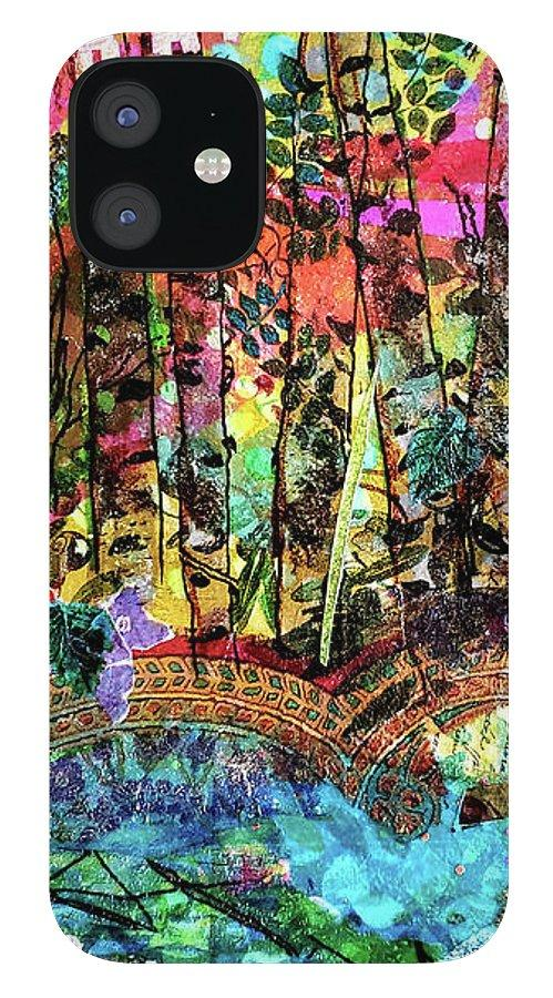Autumn Preview Original Art Phone Case - Deborah Cherrin Design