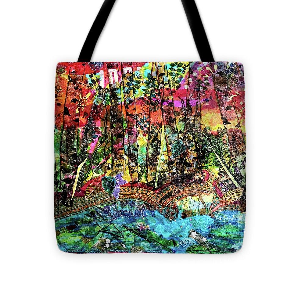Autumn Preview - Tote Bag - Deborah Cherrin Design