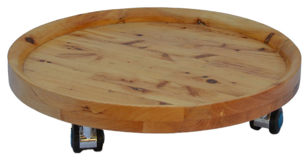 Cedar Wood Tub Wheels