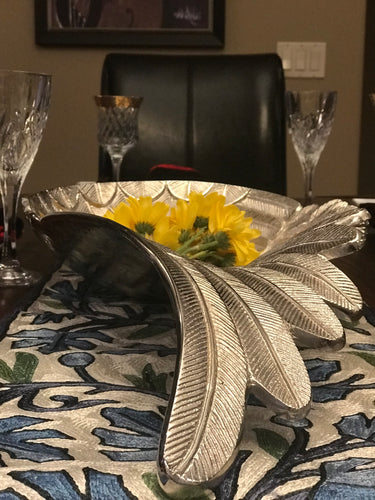 Wing of an Angel Table Center Piece