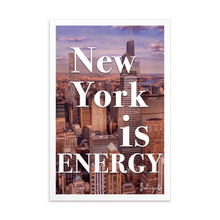 "Load image into Gallery viewer, New York Postcard Set - ""NEW YORK IS"" Edition [3 Postcards]"