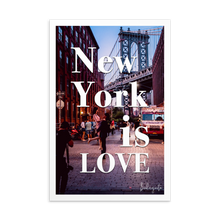 "Load image into Gallery viewer, Fine Art Giclee Set ""NEW YORK IS"" Edition [3 Fine Art Prints]"