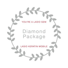 Load image into Gallery viewer, Diamond | Mobile Keratin Service + 35oz Keratin Shampoo & Conditioner + Keratin Protection