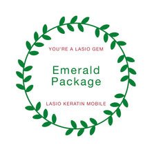 Load image into Gallery viewer, Emerald | Mobile Keratin Service + Keratin Shampoo & Conditioner