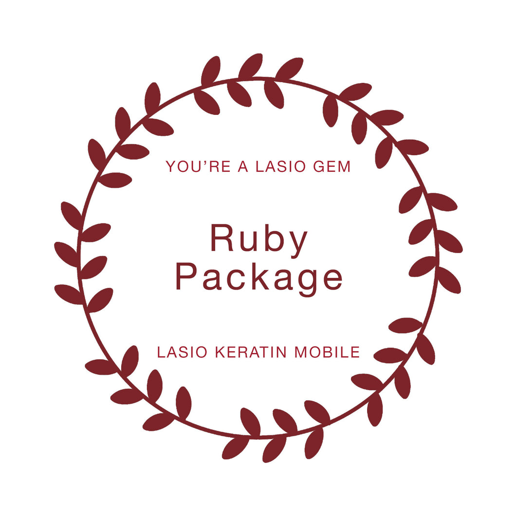 Ruby | Luxury Mobile Keratin Service