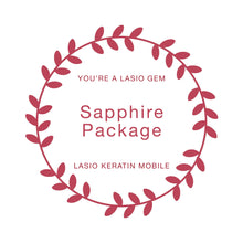 Load image into Gallery viewer, Sapphire | Mobile Keratin Service + Keratin Protection