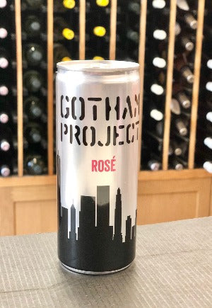Gotham Project Rosé in 250ml Cans
