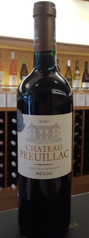 Chateau Preuillac, Cru Bourgeois SUSTAINABLE
