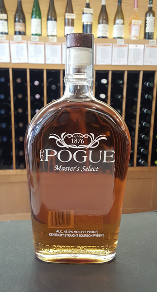 Old Pogue Master's Select Kentucky Straight Bourbon