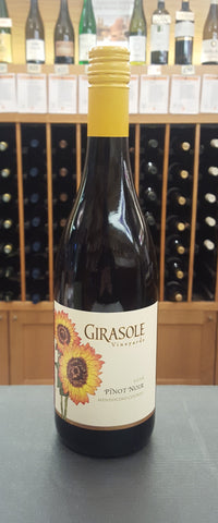 Girasole Vineyards Pinot Noir ORGANIC