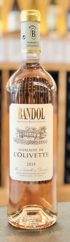 Domaine de l'Olivette Bandol Rosé SUSTAINABLE