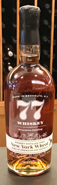 77 Whiskey; New York Wheat