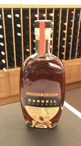 Barrell Single Barrel Straight Bourbon Whiskey