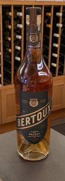 Bertoux California Fine Brandy
