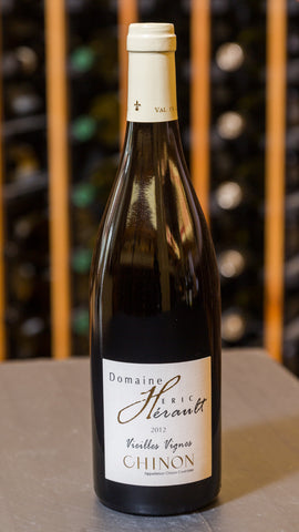Domaine Eric Hérault Chinon SUSTAINABLE