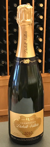 Diebolt-Vallois 2010 Champagne SUSTAINABLE