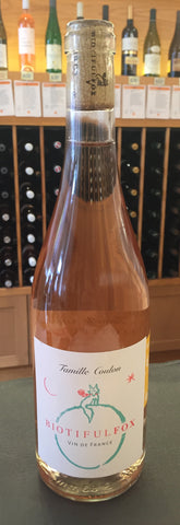 Beaurenard Biotiful Fox Rosé BIODYNAMIC