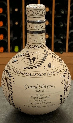 Grand Mayan Silver Tequila