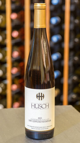 Husch Vineyards Gewürztraminer SUSTAINABLE