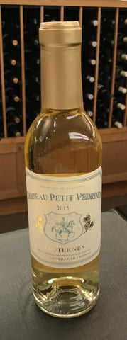 Chateau Petit Vedrines Sauternes SUSTAINABLE