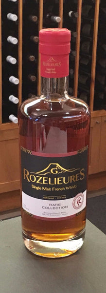 Rozelieures Single Malt French Whisky Rare Collection