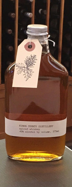 Kings County Distllery Spiced Whiskey