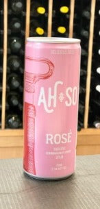 Ah-So, Navarra Rosé in 250ml Cans ORGANIC
