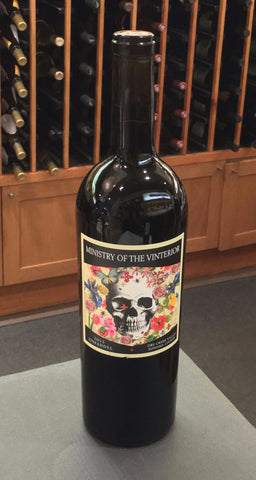 Ministry of the Vinterior Dry Creek Valley Zinfandel SUSTAINABLE