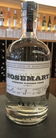 OOLA Rosemary Flavored Vodka