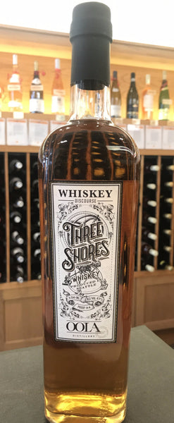 Three Shores Oola Whiskey
