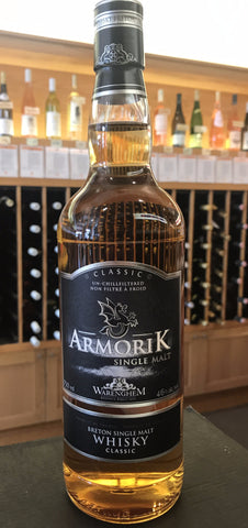 Armorik Singe Malt Whiskey