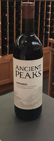 Ancient Peaks Winery Zinfandel SUSTAINABLE