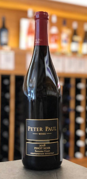 Peter Paul Pinot Noir SUSTAINABLE/VEGAN