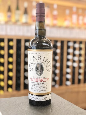 McCarthy's Malt Whiskey