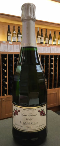 J. Lasalle Cuvée Spèciale Brut 2005 SUSTAINABLE