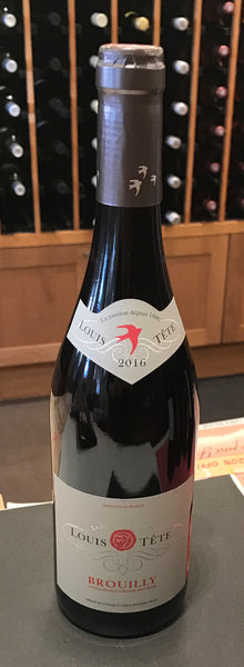 Louis Tete Brouilly SUSTAINABLE