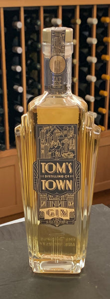 Tom's Town Barreled Gin