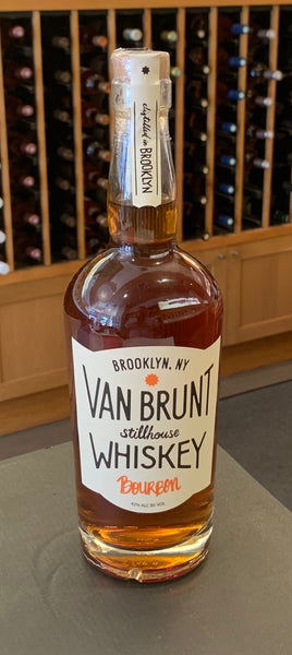 VAN BRUNT STILLHOUSE WHISKEY BOURBON